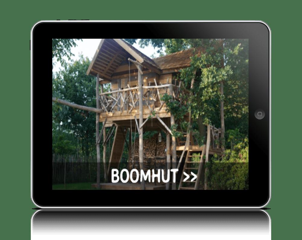 boomhut bouwen met een goede bouwtekening