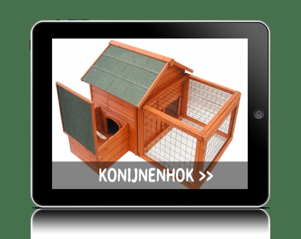 Zelf een konijnenhok maken met een bouwtekening lees hier hoe for Zelf een tuintafel maken