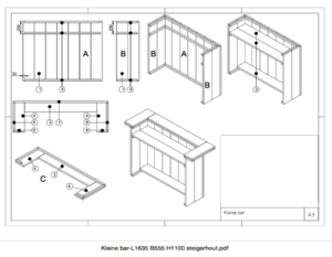 kleine-bar-hout-maken