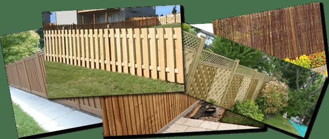 tuinhek maken van hout
