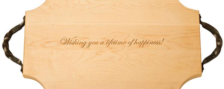 Bekend Zelf een houten naambordje maken van steigerhout? Dit is zeker #EE74