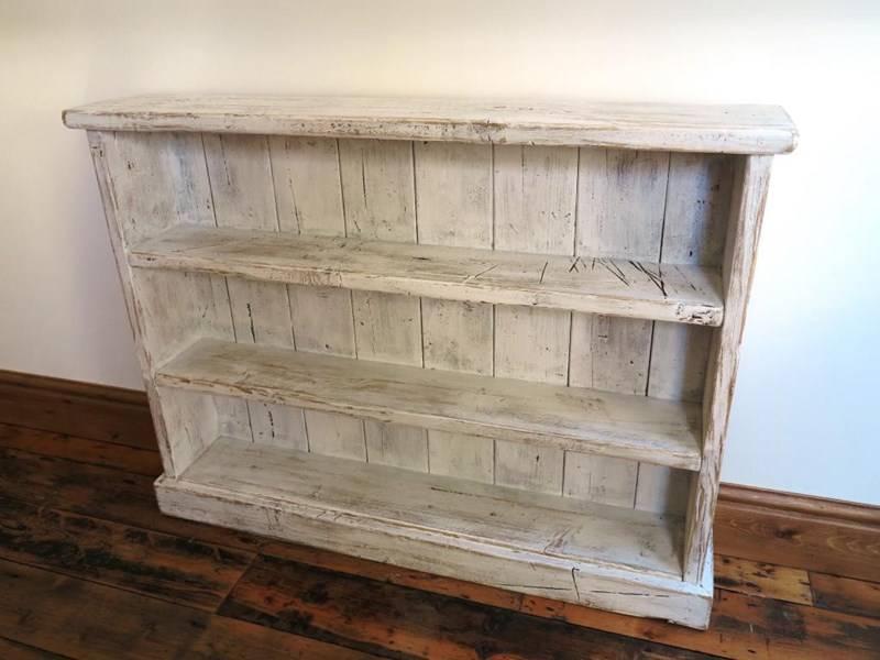 Zelf een boekenkast maken van steigerhout? Gewoon heel simpel!