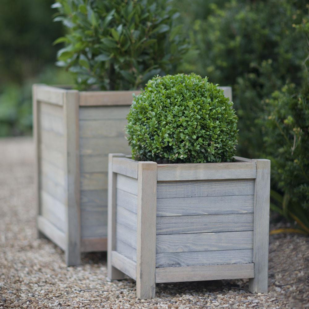 Zelf Een Plantenbak Maken Van Steigerhout Zo Moet Het