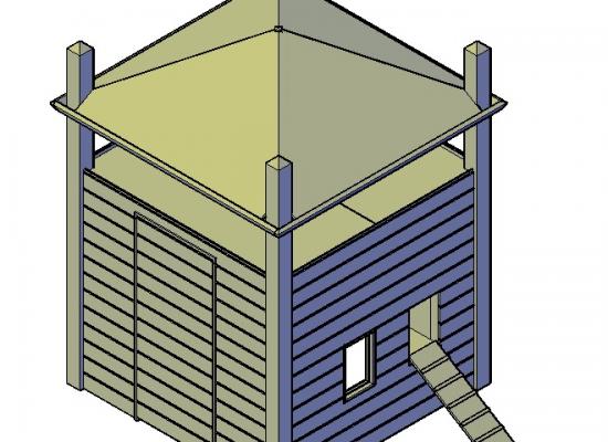 zelf-kippenhok-hooiberg-maken-bouwtekening-doe-het-zelver