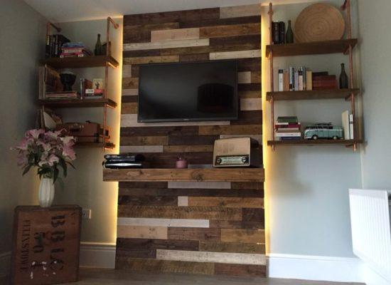 wandbord-steigerhout
