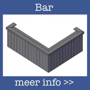 bouwtekening bar steigerhout