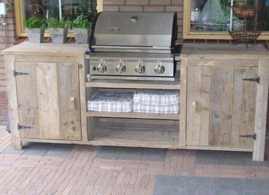 tekening-buitenkeuken-steigerhout-doe-het-zelver