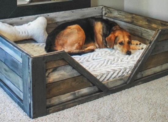 hondenmand-hondenbed-maken