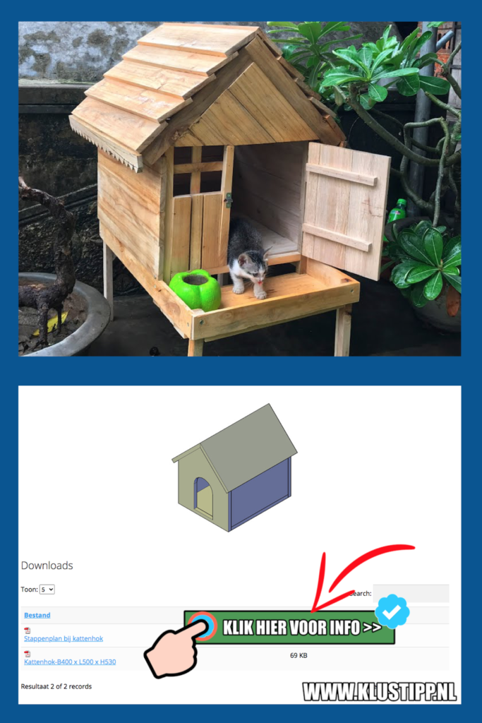 kattenhuisje-bouwen